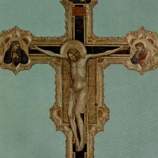 파도바의 아레나 예배당 (스크로베니 예배당)의 십자가상