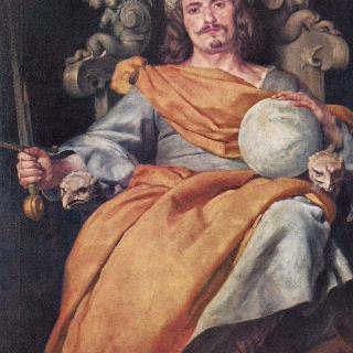 스페인 왕의 초상