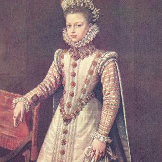이사벨라 클라라 에우게니아의 초상