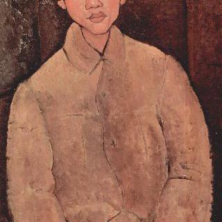 섕 수틴의 초상