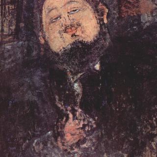 디에고 리베라의 초상