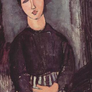 하녀의 초상