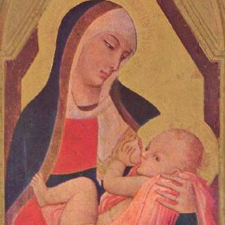 마돈나 델 라테 (젖을 주는 성모)
