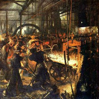 쇠 압연 공장 (현대판 키클로페스)