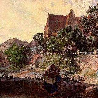 스트셰곰에 있는 성 베드로와 바오로 교회