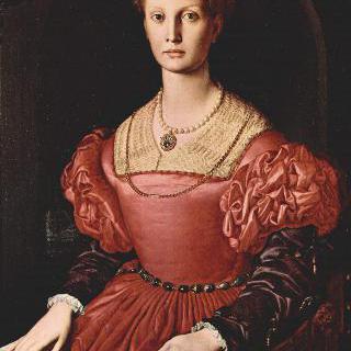 루크레치아 판차티키의 초상