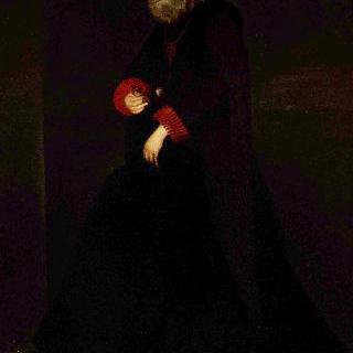 제로니마 스피놀라 후작 부인의 초상