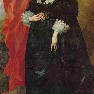 마르게리트 드 로렌의 초상