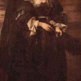 마리 드 라에의 초상