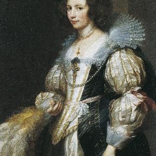 마리 루이즈 드 타시스의 초상