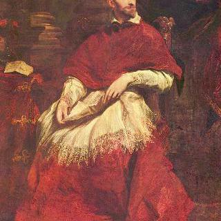 구이도 벤티볼리오 추기경의 초상