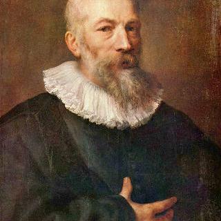 화가 마르턴 페핀의 초상