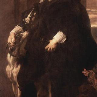 라벨스의 귀족 필립 르 루아의 초상