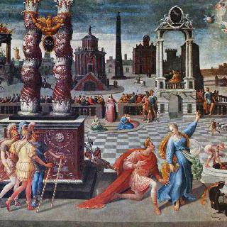 아우구스투스와 티부르의 시빌레