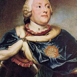 작센 선제후 프리드리히 크리스티안의 초상