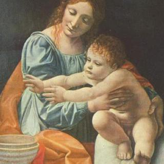마리아와 아기예수