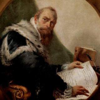 안토니오 리코보노의 초상
