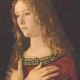 두 성인과 함께 있는 성모와 아기예수