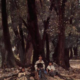 숲 속의 농부들