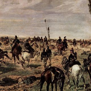 마돈나 스코페르타에 대한 공격 (몬테벨로의 전투)