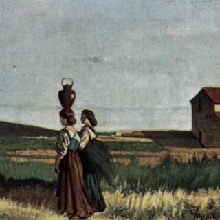 리보르노의 물 나르는 여인들