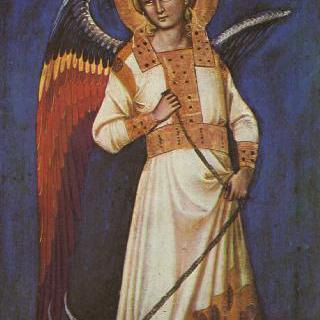 파도바의 팔라초 카라라의 예배당에 있던 그림 : 천사