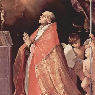 기도하는 성 안드레아 코르시니
