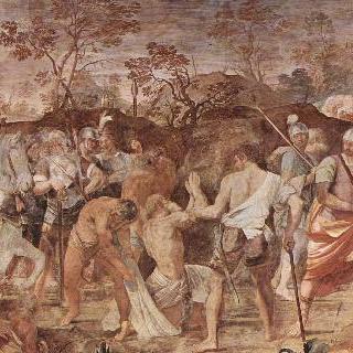 성 안드레아의 순교 (십자가형을 받으러 가는 길)