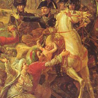 1798년 7월 3일, 나폴레옹의 알렉산드리아 입성 : 한 아랍 가족에 대한 그의 자비