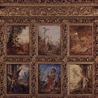 인류의 역사, 9개의 패널들