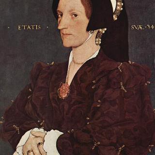 레이디 리, 마가렛 와이엇의 초상