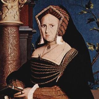 레이디 길퍼드, 메리 워턴의 초상