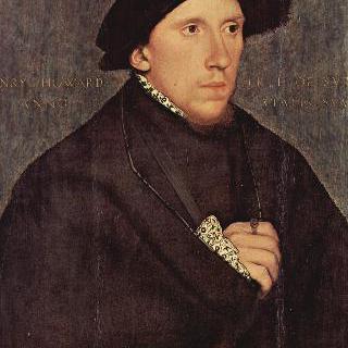 시인 헨리 하워드, 서리 백작의 초상