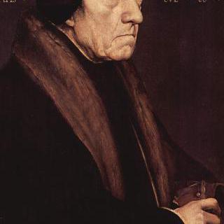 잉글랜드왕 헨리 8세의 시의, 존 체임버스 박사의 초상