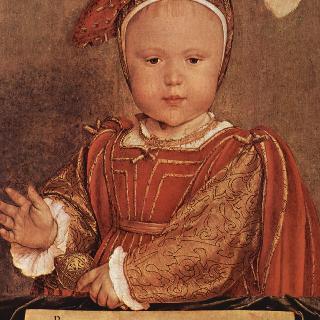 에드워드 6세의 어린 시절 초상