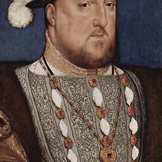잉글랜드왕 헨리 8세의 초상