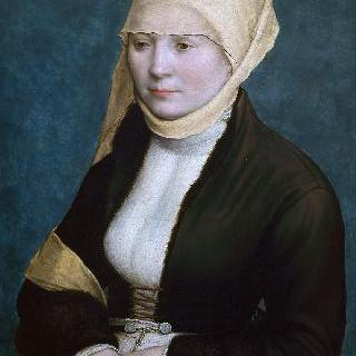남부 독일 출신 여인의 초상