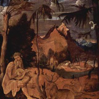 오르페우스와 동물들