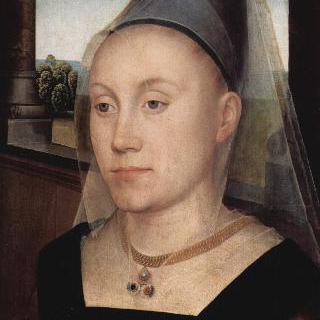 바르바라 판 플란덴베르흐의 초상