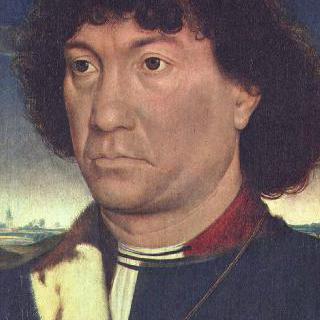 레스피네트 가문 남자의 초상