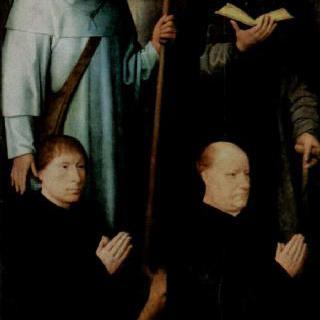 성야고보, 성안토니우스와 있는 야코프더퀴에 닝크와 안토니스 세 허르스