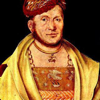 변경백 (邊境伯) 카지미르 폰 브란덴부르트의 초상