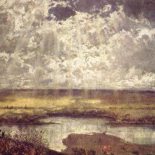 마인 강 풍경