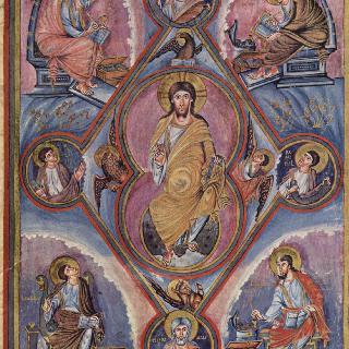 마예스타스 도미니 (영광의 그리스도)