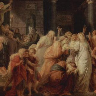 베스타의 무녀의 처형