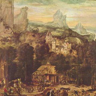 구리 광산