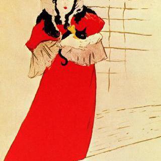 자르댕 드 파리, 메이 벨포르 (포스터)