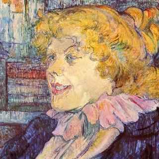 르 아브르에 있는 스타의 돌리 양 초상