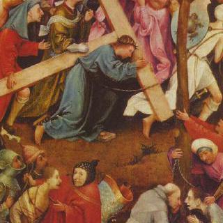 십자가를 지고 가는 그리스도