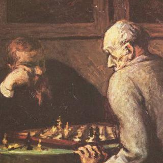 체스 두는 사람들